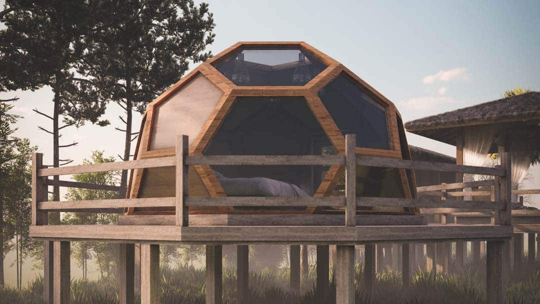 GEODESIC CAMP MANISRENGGO